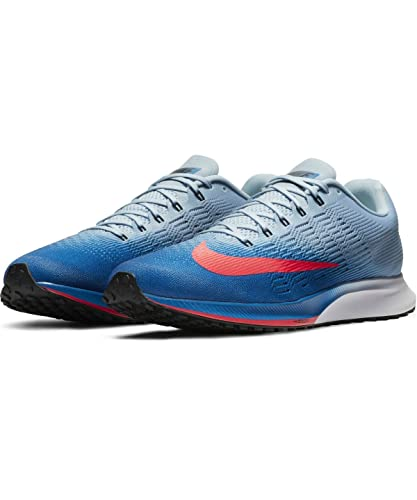 best service 37356 3d633 Amazon.com | NIKE Mens Air Zoom Elite 9 Blue Jay/Solar Red ...