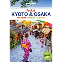 Lonely Planet Pocket Kyoto & Osaka, Inglese