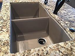 Blanco Silgranit Sink Accessories : ... Silgranit II Sink, Truffle - Blanco Silgranit Sink Accessories