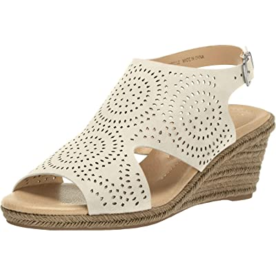 XOXO Women's Summerdale Espadrille Wedge Sandal | Sandals