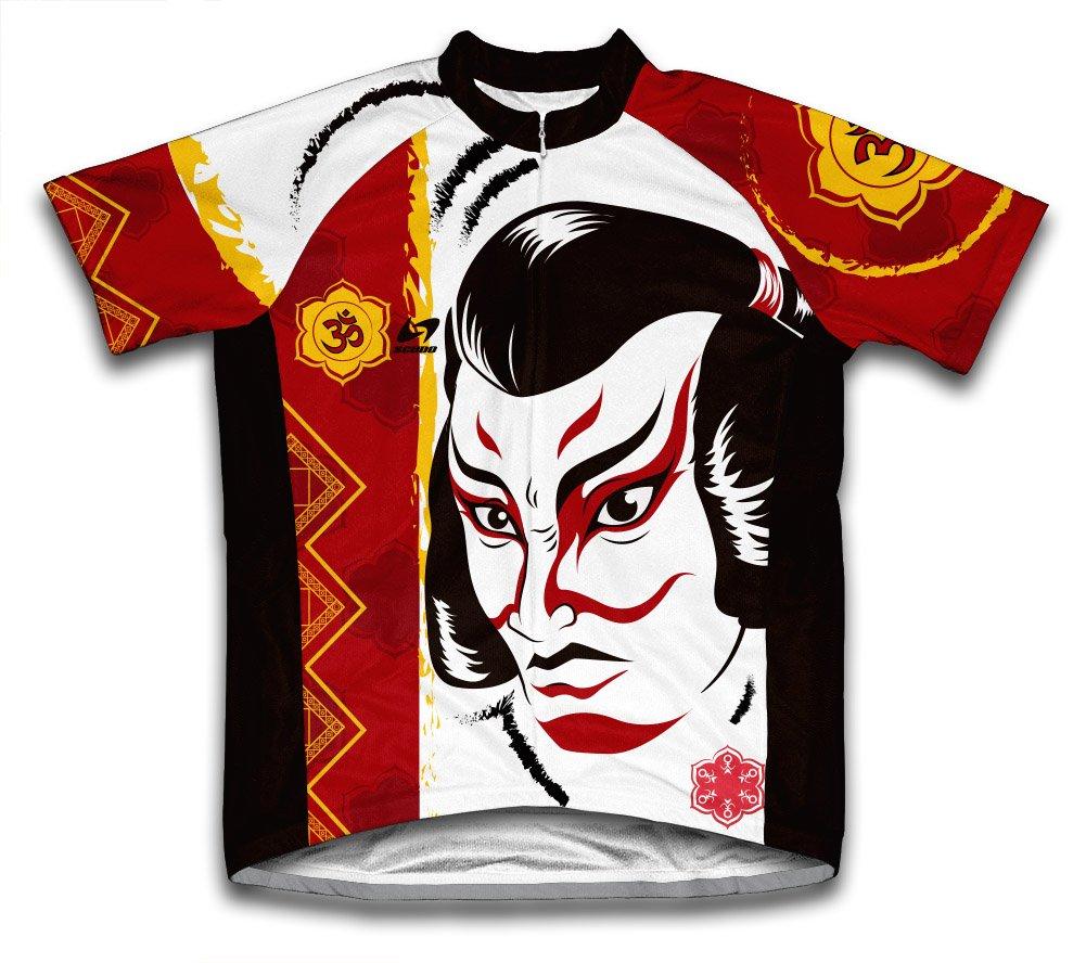 ScudoPro Kabuki Maillot de Ciclismo Manga Corta para Hombre