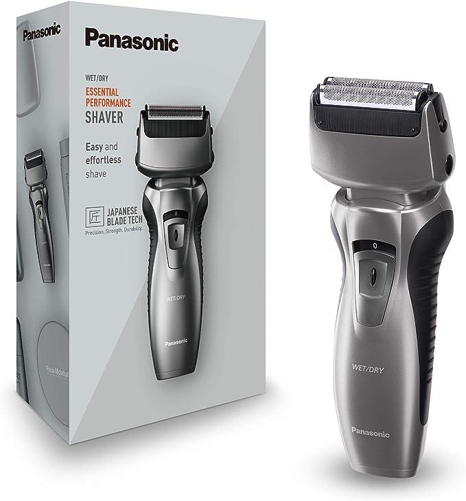 Panasonic ES-RW33-H503 - Afeitadora y recortadora para hombre (2 ...