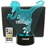 YODAFOOR Dinosaur Night Light Lamp Dinosaur Toy