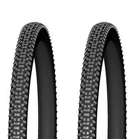 ONOGAL 2xCubierta Anti pinchazos neumatico para Bicicleta de montaña antipinchazos tecnología PRBB MTB 27.5 x 2.10 3710