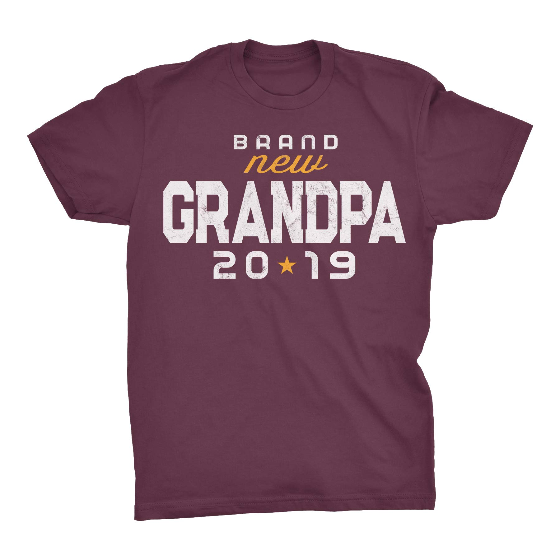 Grandfather To Be Gift Gift New Grandpa 2019 Shirts