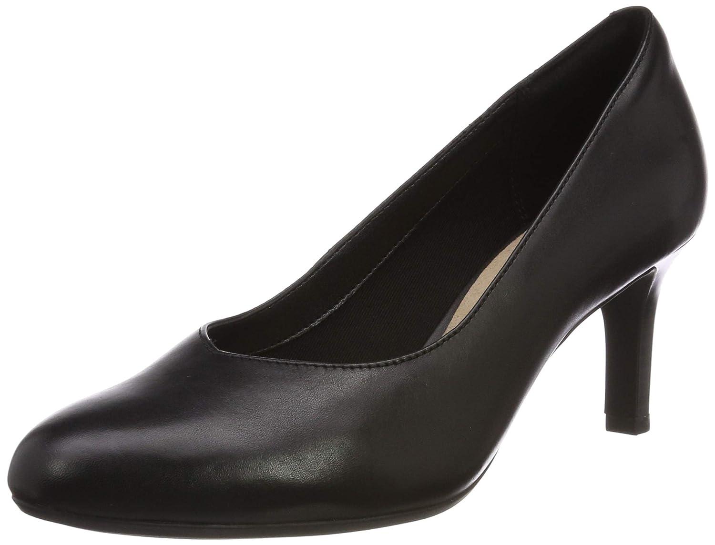 Clarks Dancer Nolin Zapatos de Tac/ón para Mujer