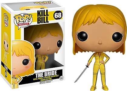 Kill Bill La Novia La Novia Pop! Vinilo Figura: Amazon.es