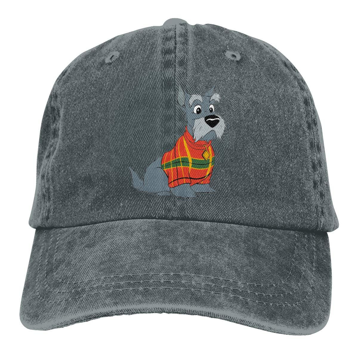 MJDIY Sombrero de Camionero para Hombre y Mujer, diseño de Terrier ...