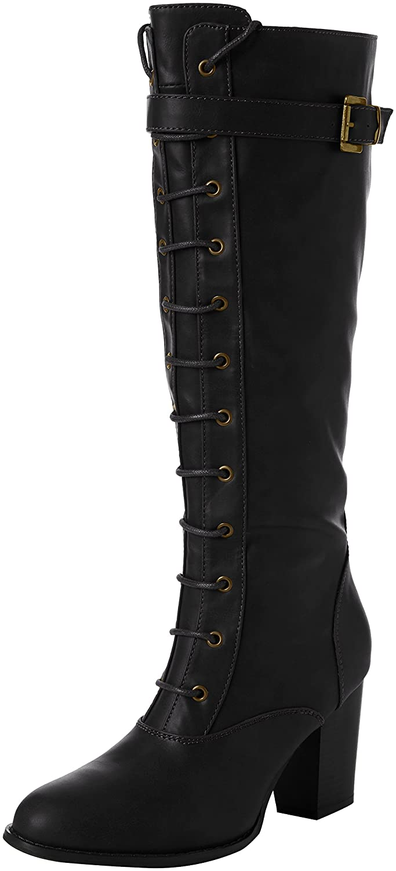 Joe Browns Statement Long Boots - Botas Mujer39 EU|Negro (Black A)