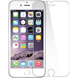 Tempered-Glass Screen Protector for iPhone 6/ iphone7 Premium Crystal Clear by TEC UK (IPHONE 6)