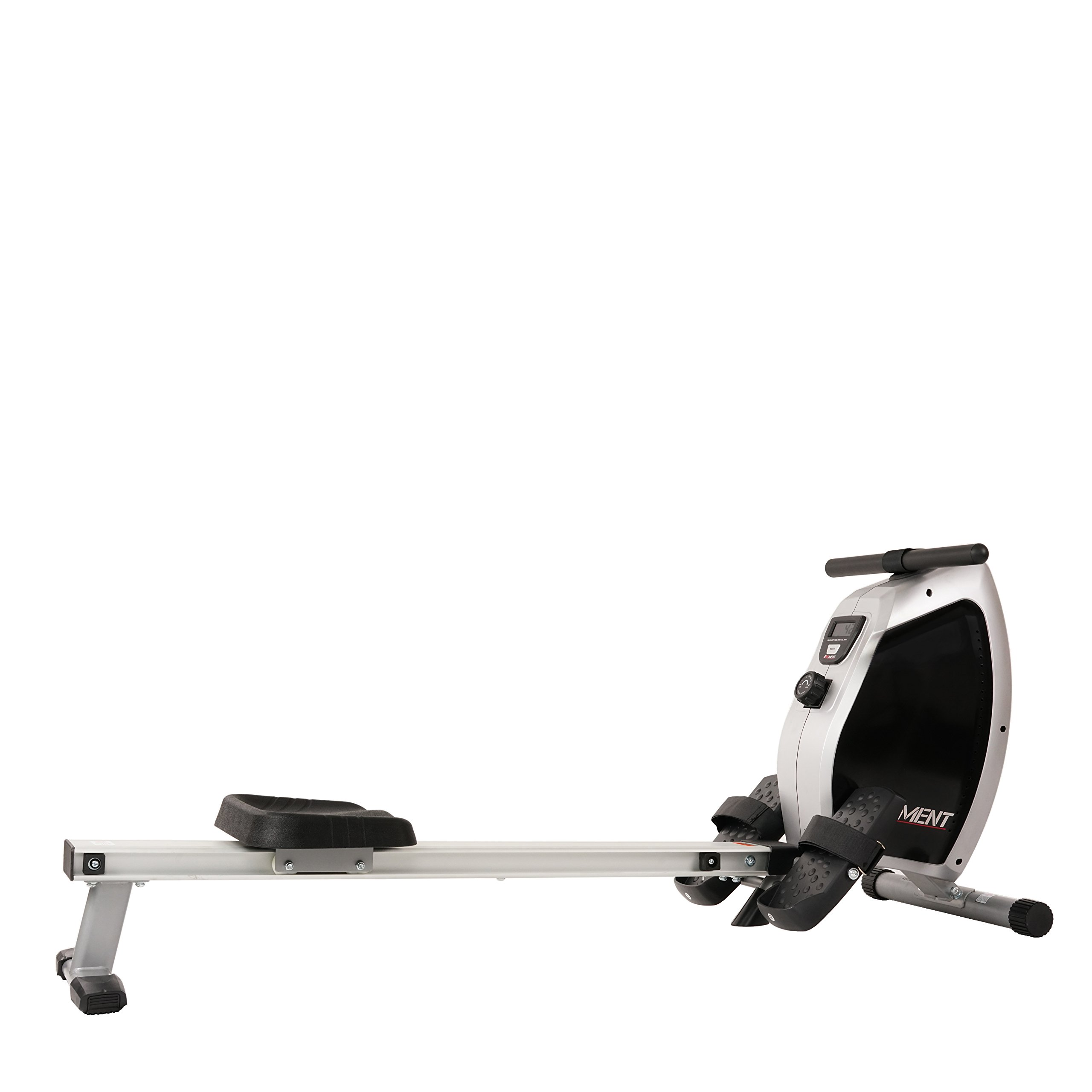 Magnetic Rowing Machine Rower with Aluminum Slide Rail by EFITMENT - RW026