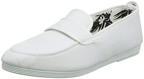 Zapatos blancos Flossy para mujer GwCVfYdC