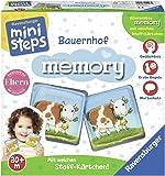 Ministeps Memory (Kinderspiel) Bauernhof