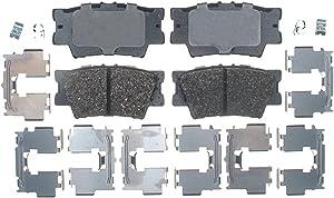 ACDelco 17D1212CH Professional Ceramic Rear Disc Brake Pad Set