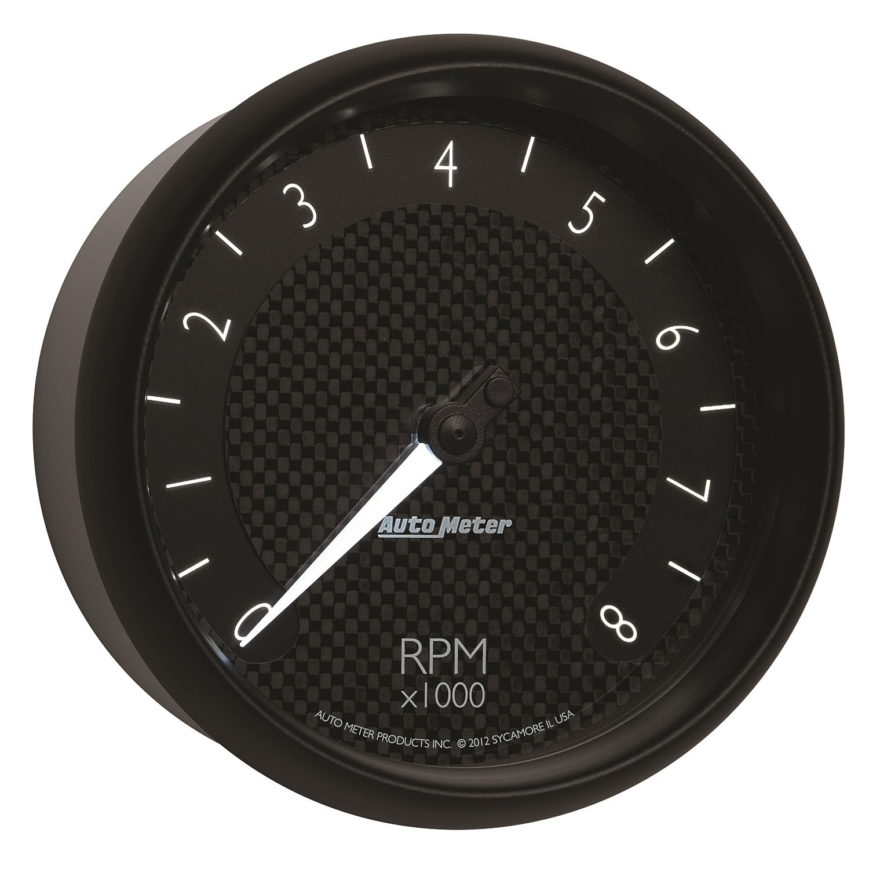 Auto Meter 8098 GT Series In-Dash Tachometer