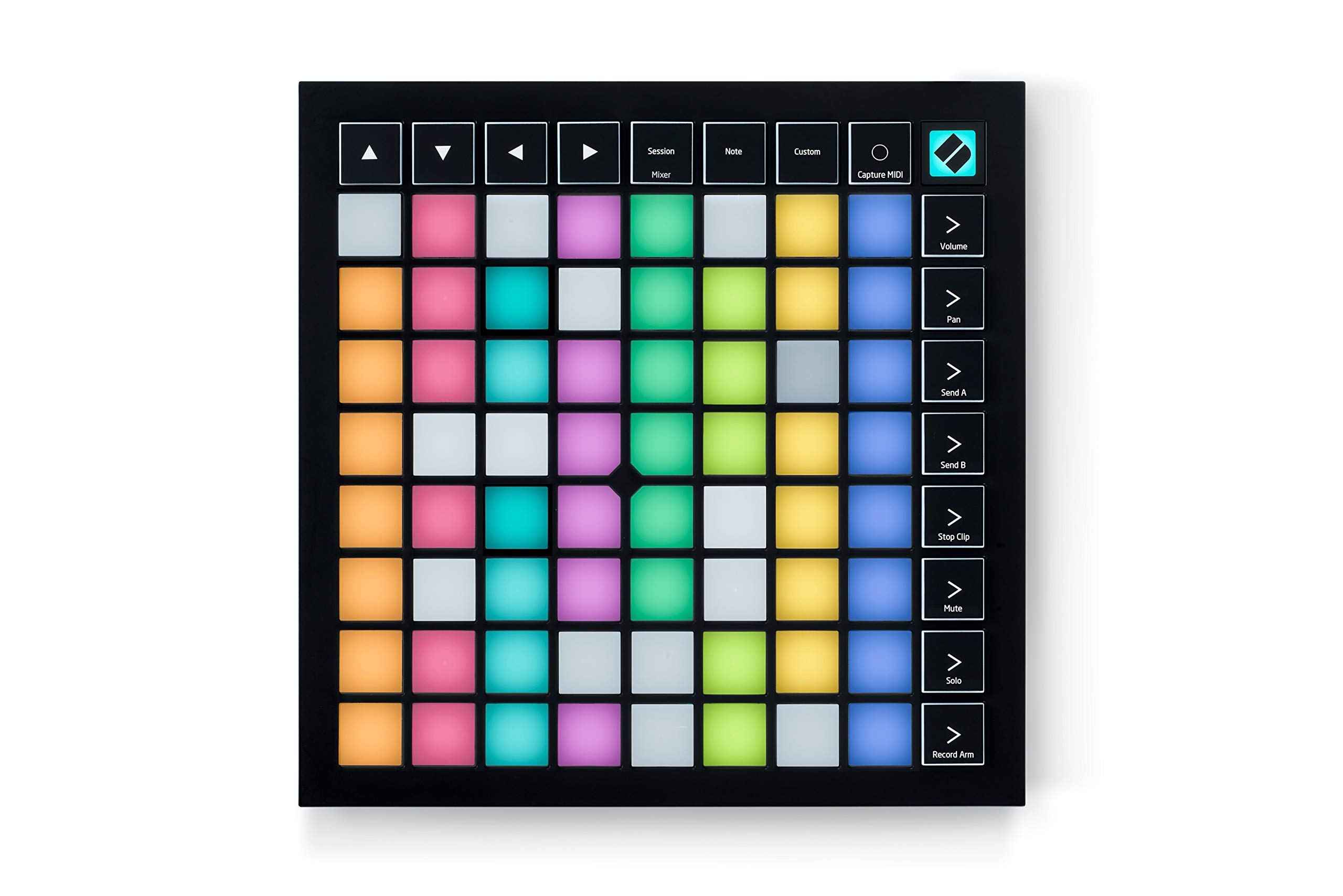 Novation Launchpad X Grid Controller for Ableton Live by Novation