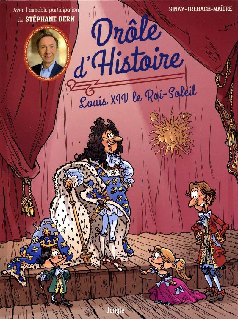Drôle d'Histoire – tome 3 Loui…