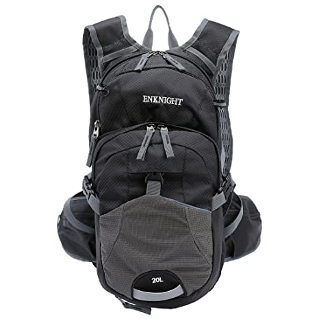 Amazon.com   ENKNIGHT 20L Hydration Pack Waterproof Cycling Backpack ... a1af8da5c9