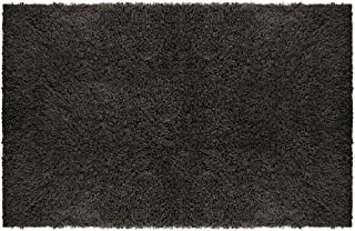 product image for Apache Mills Soft Settings Shag Rug, 20-Inch by 60-Inch, Black