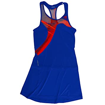 3f79566598f adidas Adizero Tennis Dress Dress, women's, Kleider Ana Ivanovic Adizero  Dress, blue/