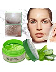 Aloe Vera Peel Off Facial Mask,Y.F.M Deep Cleansing Face Mask Blackhead Remover Acne Treatment Pore Cleanser Oil Control, Facial moisturizing, Face Whitening