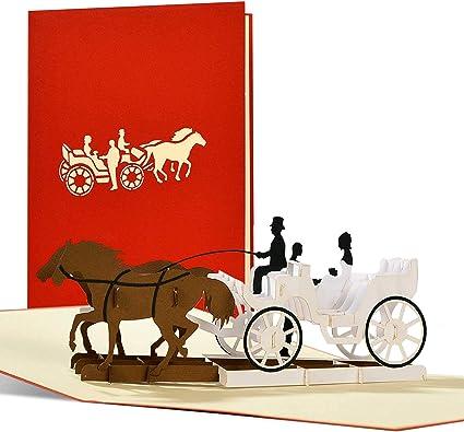 Partecipazioni Matrimonio 3d.Partecipazioni Matrimonio 3d Originali Eleganti Inviti Matrimonio