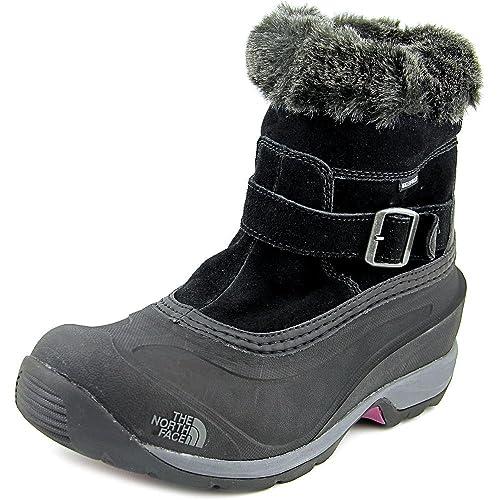 a1957925f The North Face Chilkat Iii Pull-On Womens TNF Black/Dark Purple 9 B ...
