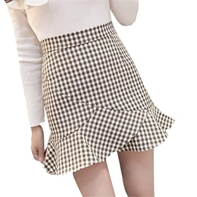 Faldas De Mujer Primavera Moda Verano Chic Falda Chicas De Ropa ...