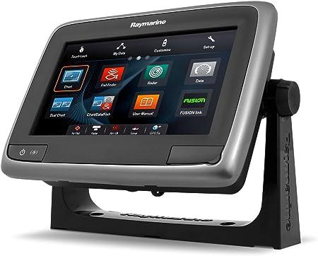 Raymarine E70203 Una Serie A78 Wifi Touch Pantalla Multifunción Integrado Con Visión De Down: Amazon.es: Bricolaje y herramientas