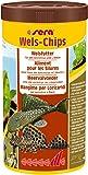 Sera Catfish Chips 1000 ML, Ceras con Madera