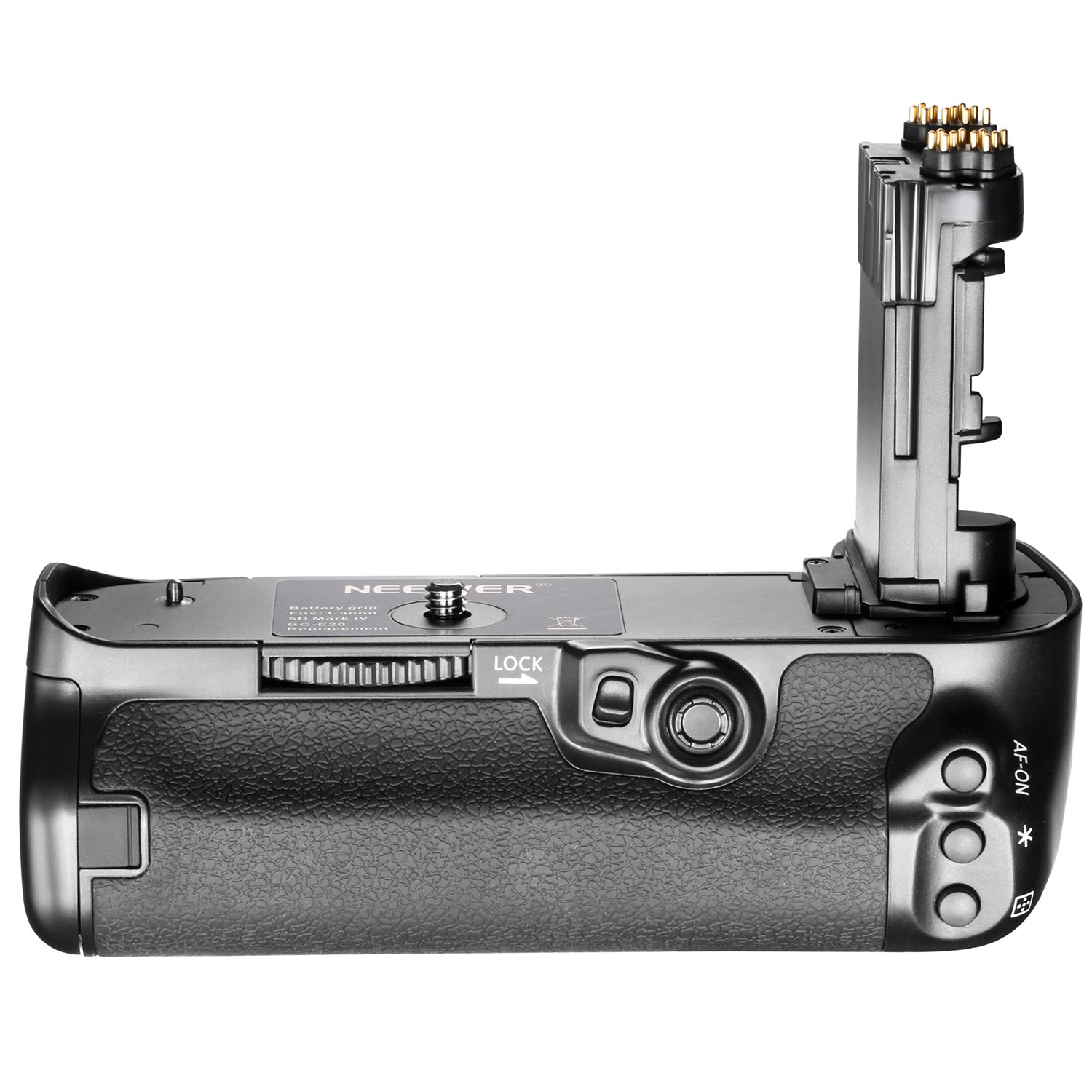 Neewer Battery Grip for Canon 5D Mark IV Camera, Replacement for Canon BG-E20, Compatible with LP-E6 LP-E6N Batteries by Neewer