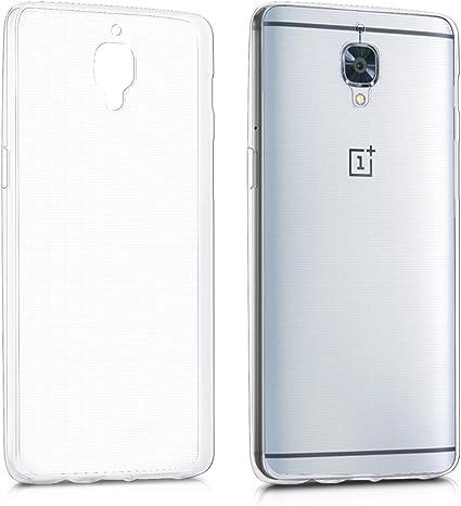 kwmobile Funda Compatible con OnePlus 3 / 3T: Amazon.es: Electrónica