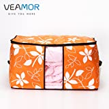 VEAMOR Clothes Storage Containers