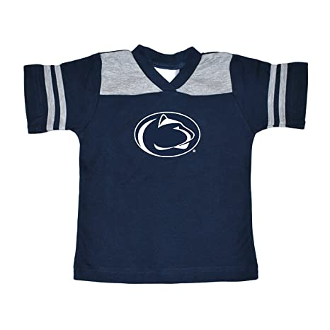 d8cce9731 Image Unavailable. Image not available for. Color  Two Feet Ahead NCAA Penn  State Nittany Lions Toddler Boys Football Shirt