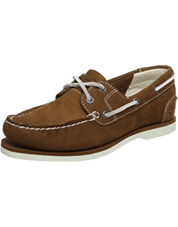 45ae9cdebd282 Timberland Women's Classic Unlined Boat Shoe