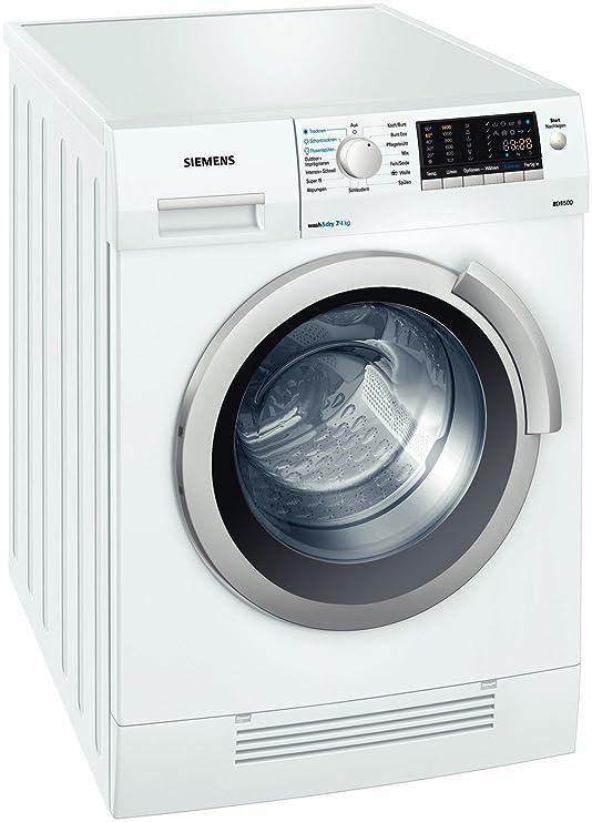 Siemens iQ500 - Lavadora-secadora (Frente, Independiente ...