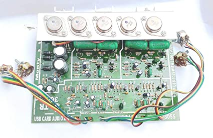 Gtd Essentials™ 250 Watt Rms Power Amplifier: Amazon in: Electronics