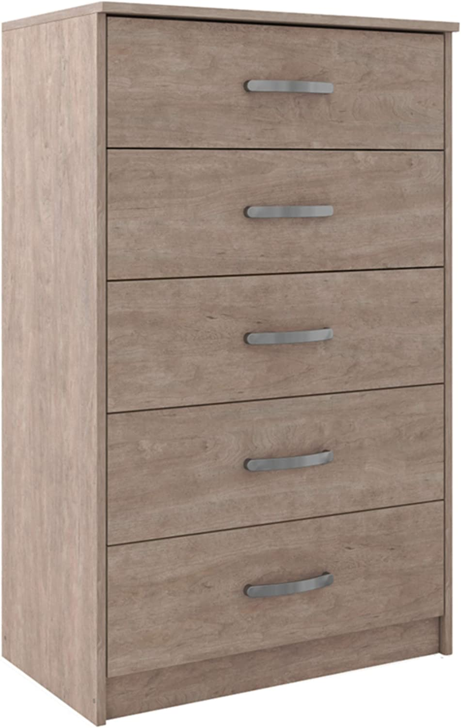 Signature Design by Ashley Flannia Chest, Vintage Gray