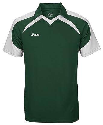 Asics Hombres de rotación de Athletic Jersey: Amazon.es: Ropa y ...