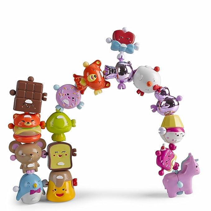 Wizies Pack de 16 figuritas Famosa 700014281: Amazon.es: Juguetes y juegos