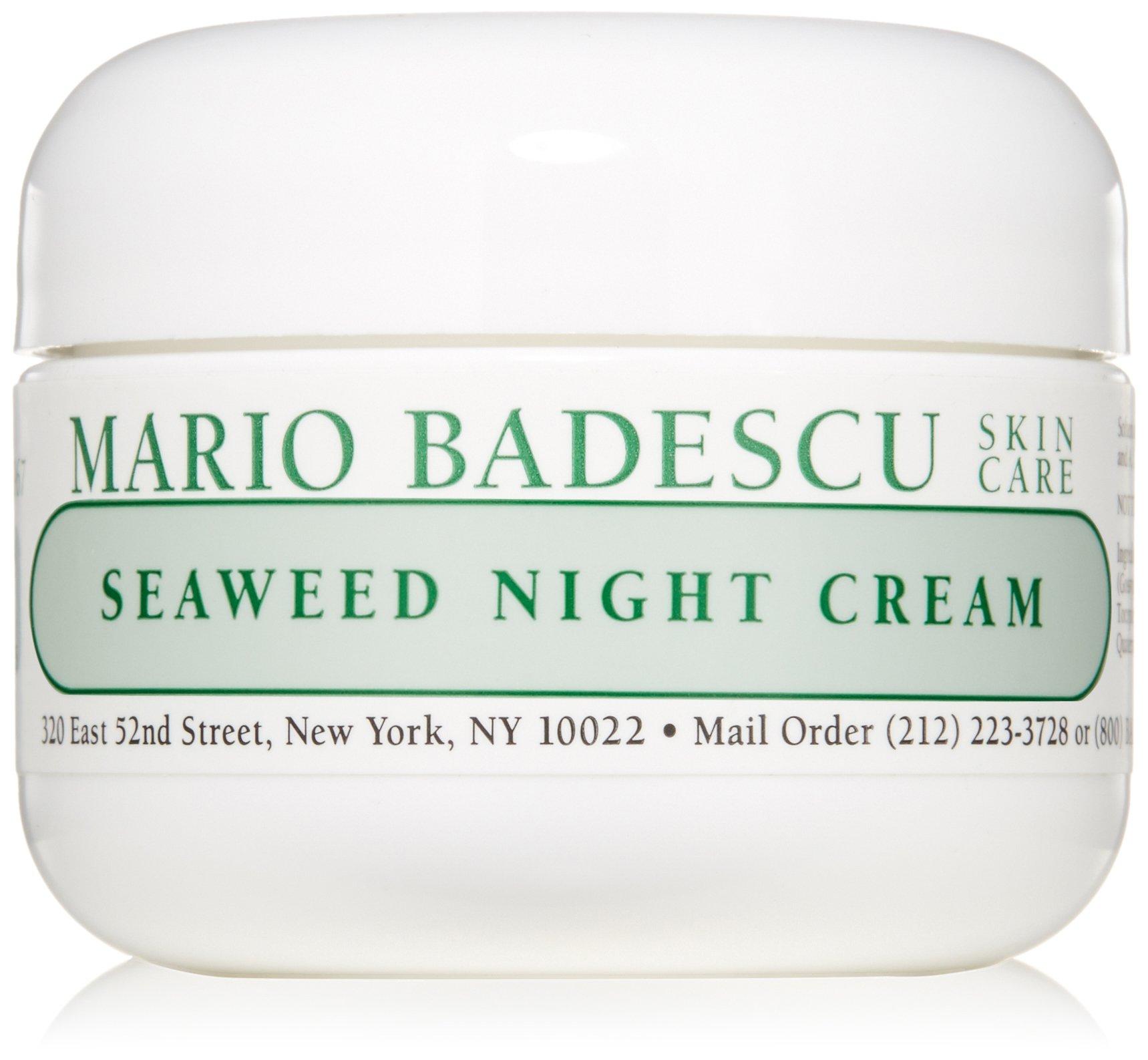 Mario Badescu Seaweed Night Cream, 1 oz by Mario Badescu