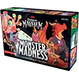 Dungeon Mayhem: Monster Madness | Dungeons & Dragons Card Game | 6 Decks | 2–6 Players