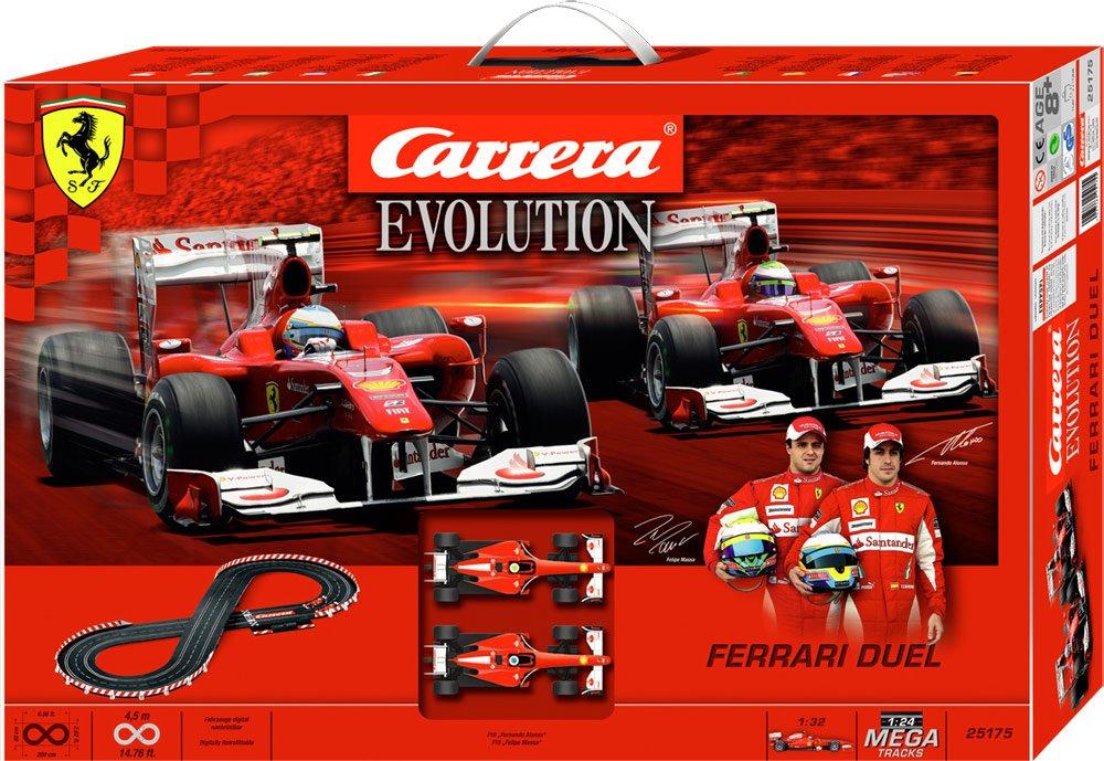 Carrera Evolution 25175 - Ferrari Duel