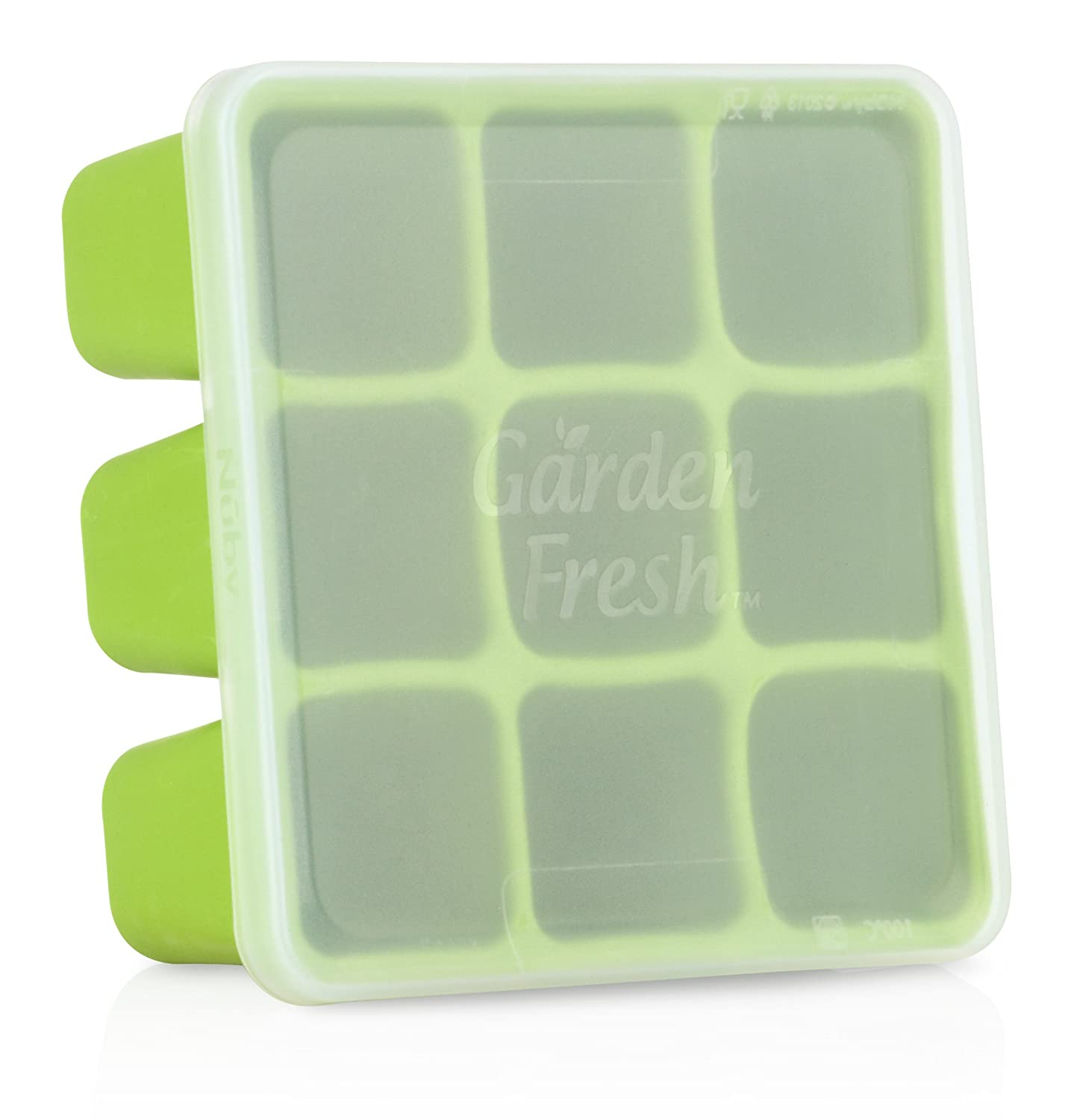 Nuby Garden Fresh Easy Pop Feezer Tray Nûby 5434
