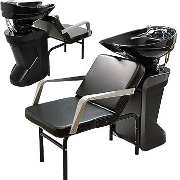 Salon & Spa Equipment Hairdressers Back Wash Basin Chair Reputation First Backwash Units & Shampoo Bowls