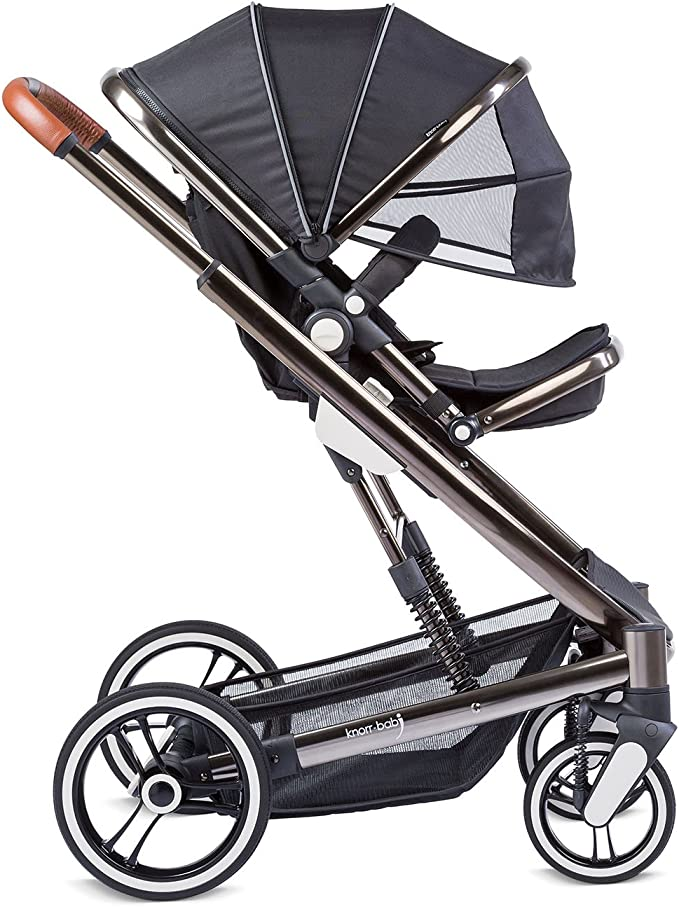 Knorr baby 800400 cochecito zoomix, Negro