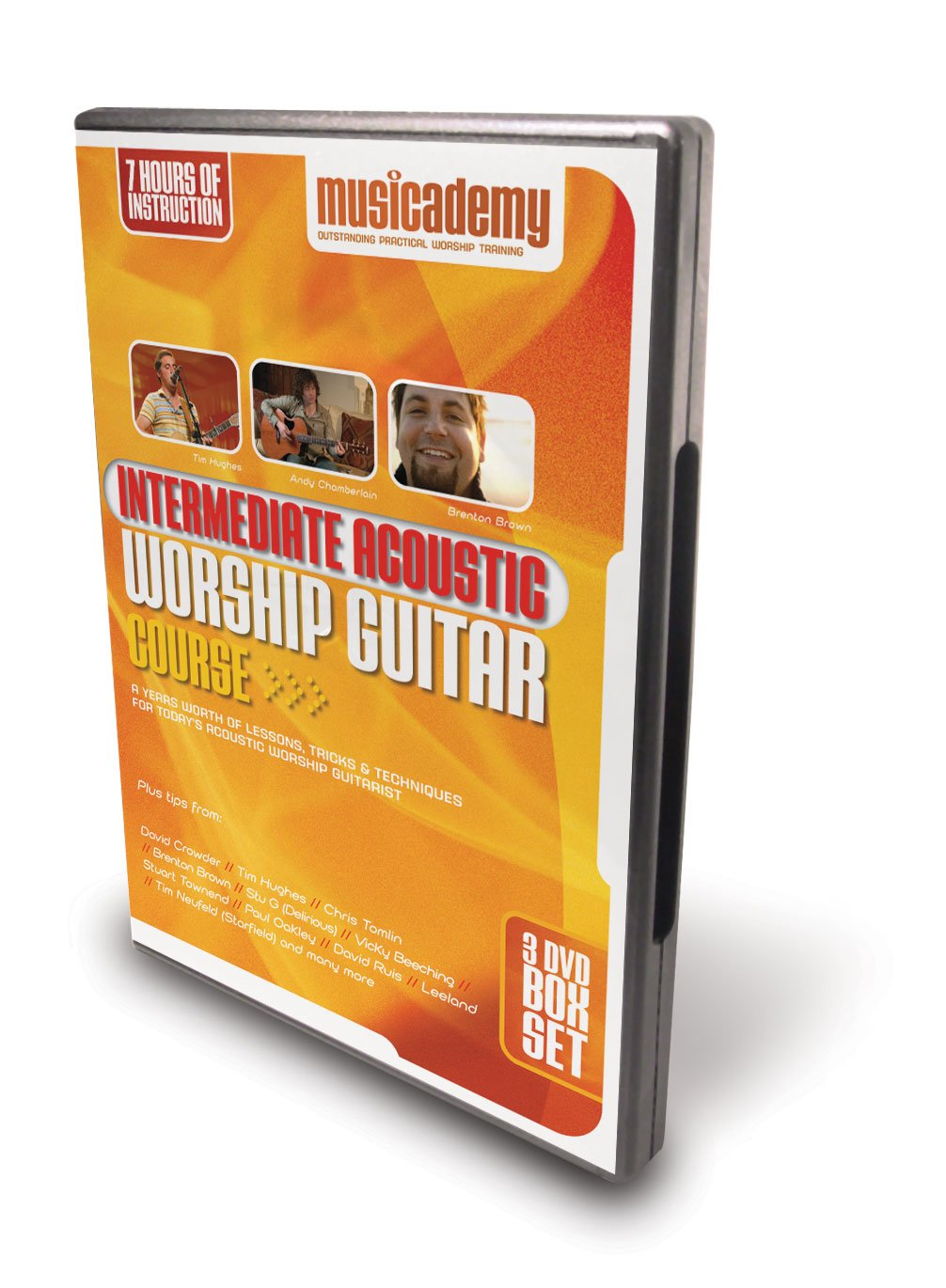 Amazon Intermediate Acoustic Worship Guitar Course Andy