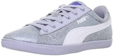 PUMA Glyde Lite Lo City Womens Sneakers - Shoes-Grey-6 736dc56b9