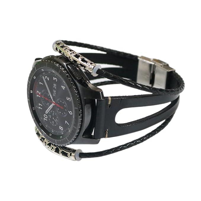 Correa de Repuesto para Reloj Samsung Gear S3, 22 mm ...