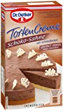 Dr. Oetker Tortencreme Schoko Sahne, 170 g